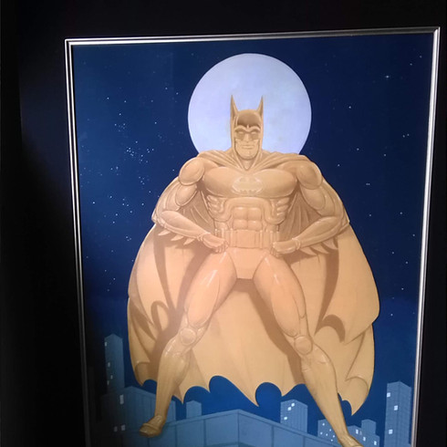 Gold Batman