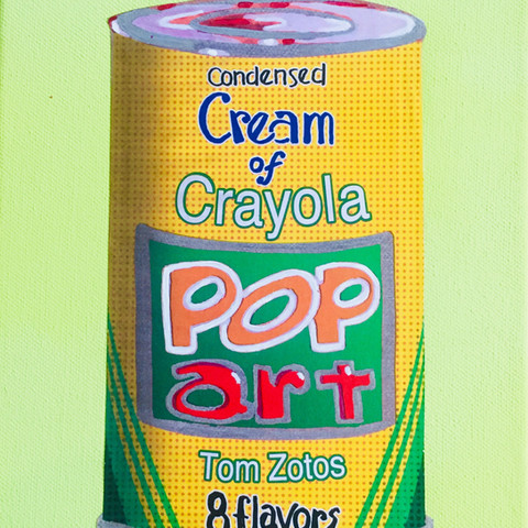 Crayola Soup