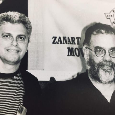 Tom Zotos and Francis Ford Coppola