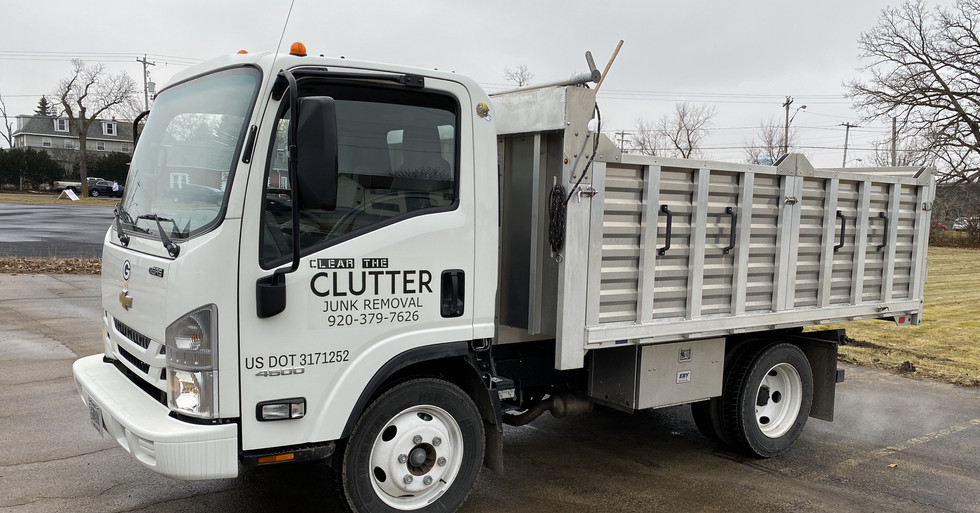 CTC Junk removal truck