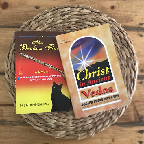 Bundle Pack! The Broken Flute & Christ In Ancient Vedas