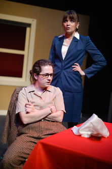 Elise as Williamson in Glengarry Glen Ro