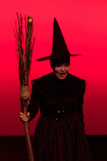 Elise in The Wizard of Oz_