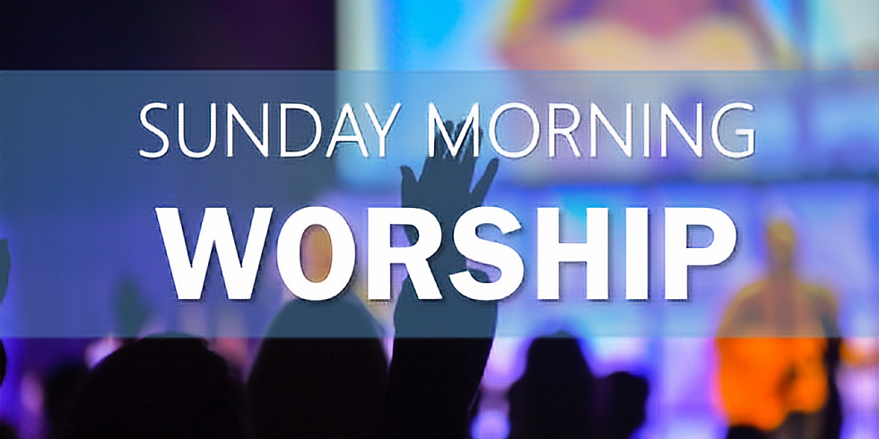 Early Morning Worship Starts 8th of April.