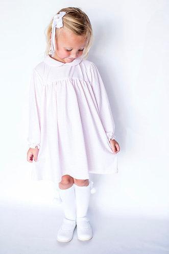 Shirley Stripe Knit Dress