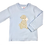 Thumbnail: Puppy With Bow Applique Sweatshirt - Girl