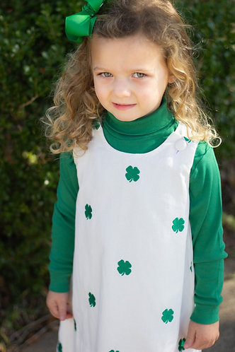 Counting Clovers Jumper
