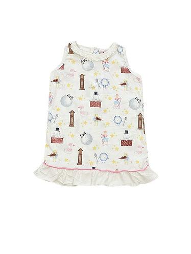 Nursery Rhyme Gown