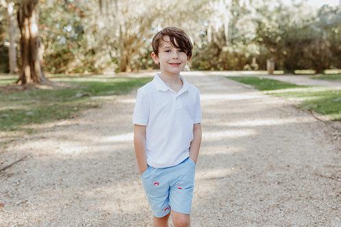 Cajun Crawdad Shorts