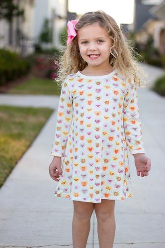 Cajun Candy Heart Play Dress
