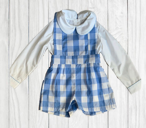 Evan Buffalo Check Shortall