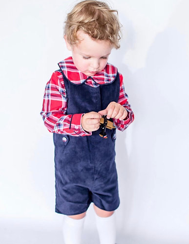 Peter and Piper boys shortall