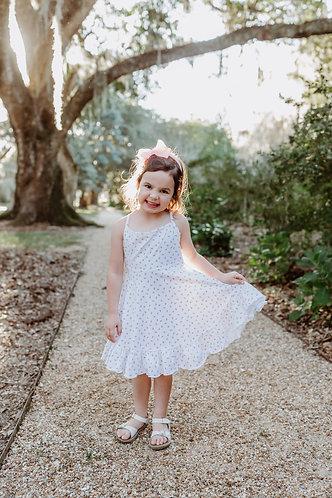 Rosebud Knit Dress