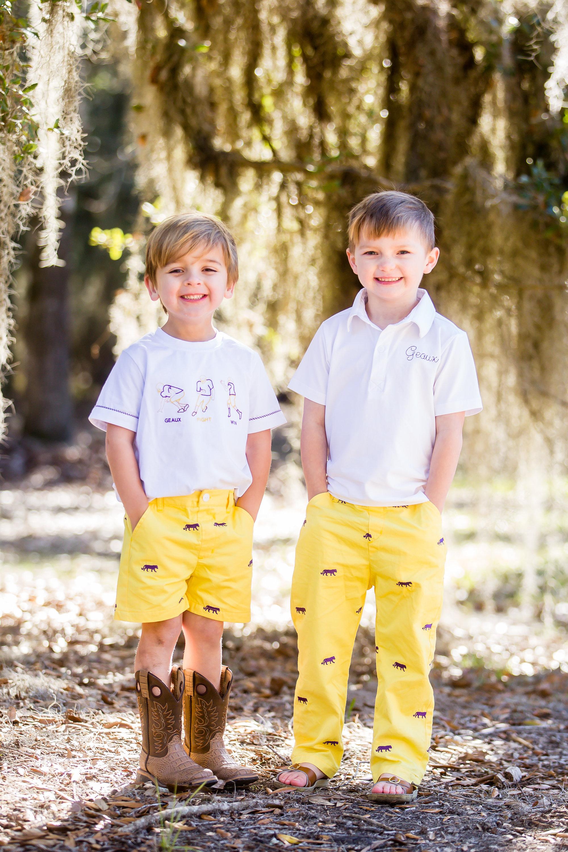 lsu shorts and pants 2