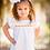 Thumbnail: Palmer Pumpkin ribbon dress