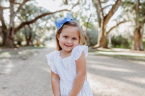 Savannah Swiss Dot Dress
