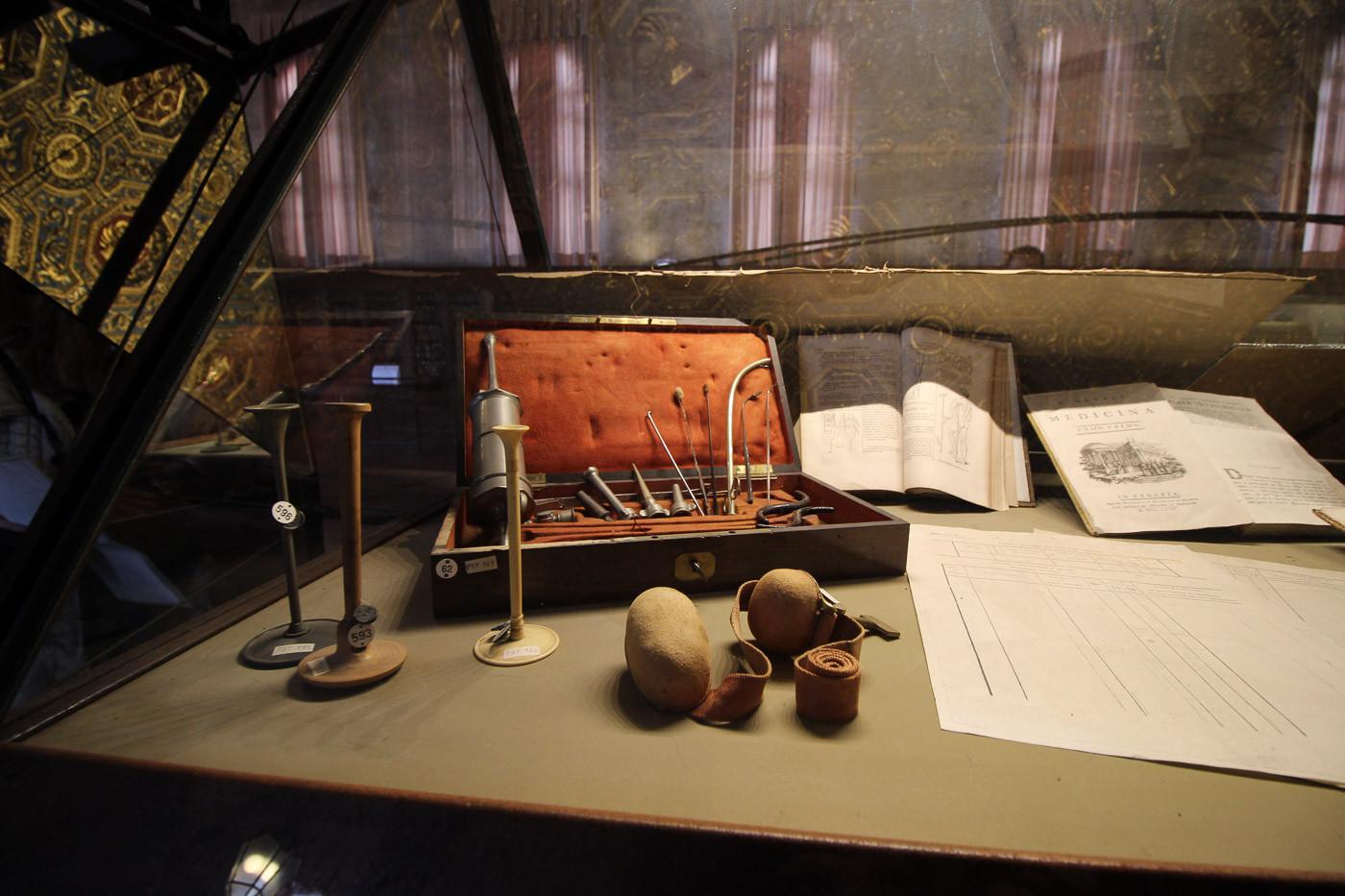 Instrumentos de Aanatomia
