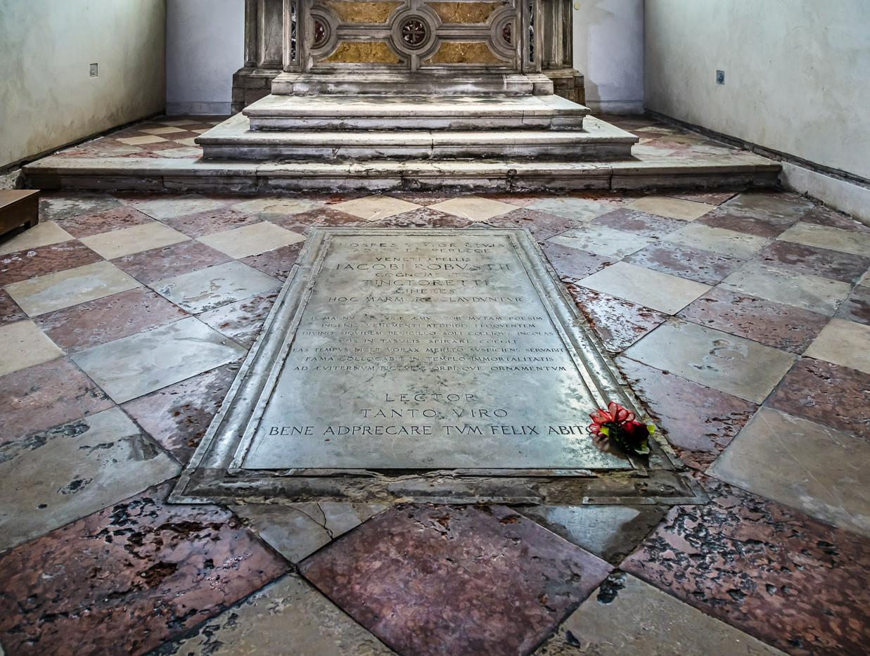 Tumba de Tintoretto