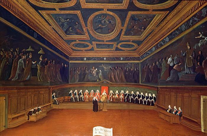 Sala del Consejo de los Diez