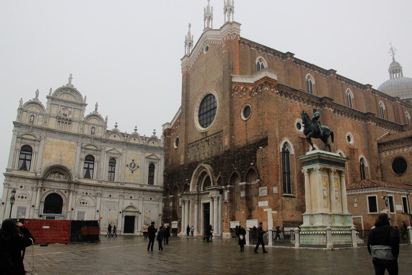 Scuola y Basílica de San Giovanni e Paolo