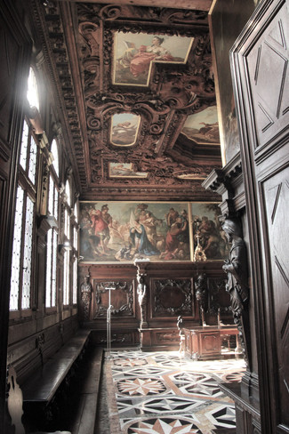 Detalle Sala del Archivo