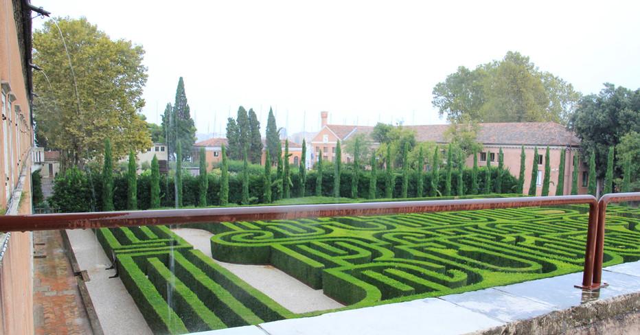 laberinto Borges y capillas Vaticanas