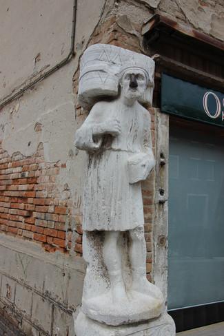 Estatua de Rioba