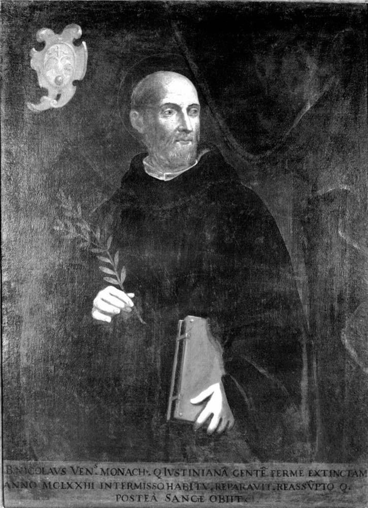 El beato NIcoló Giustinian, el monje que tuvo ¡9 hijos!