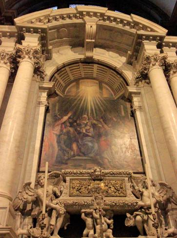 Pentecostés de Tiziano