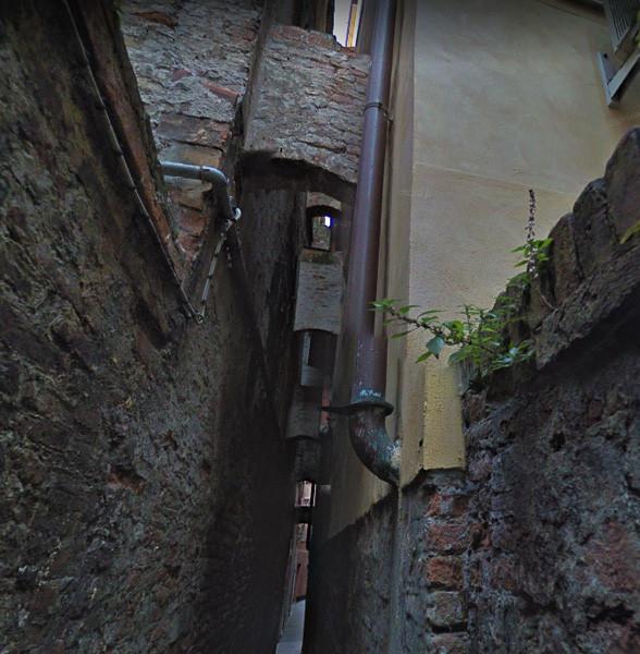 Ventanas de las casas