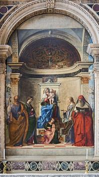 Pala de San Zacarias de Bellini