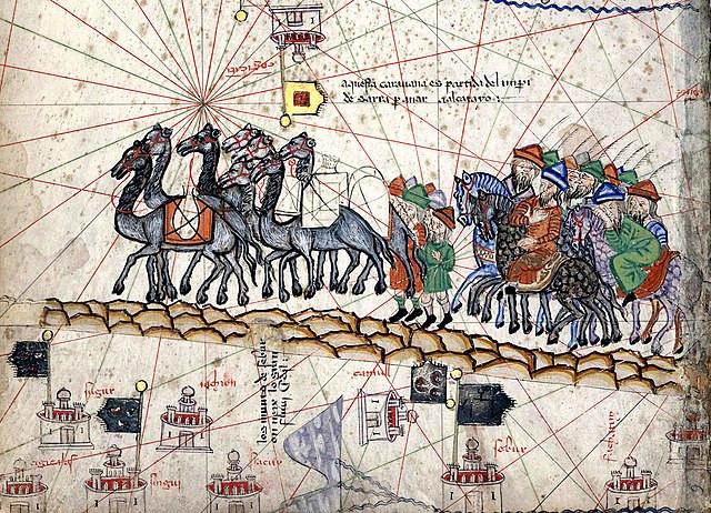 La caravana de Marco Polo