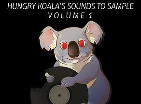 HUNGRY KOALA'S SOUNDS TO SAMPLEVOL. I.pn