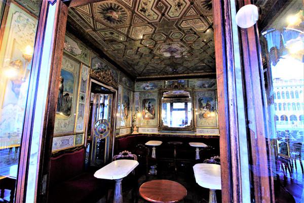 La Sala china Caffe Florian