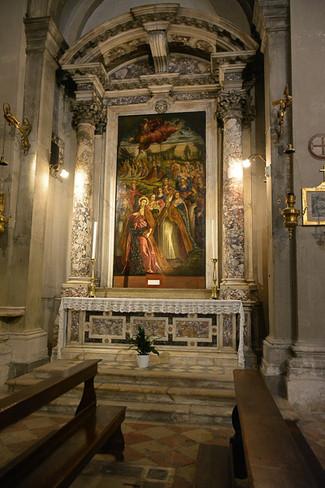 Santa Úrsula, Tintoretto. Tajchman Maria, CC BY-SA 4.0 <https://creativecommons.org/licenses/by-sa/4.0>, via Wikimedia Commons
