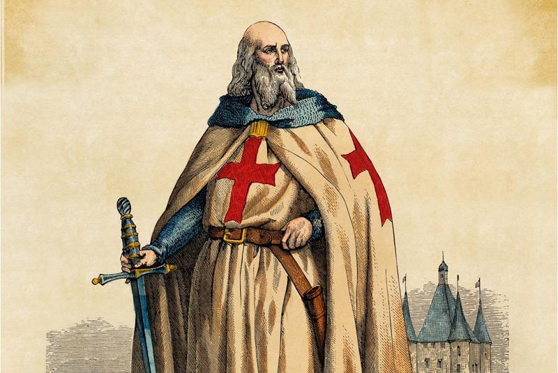 Caballero de la Orden del Templo.