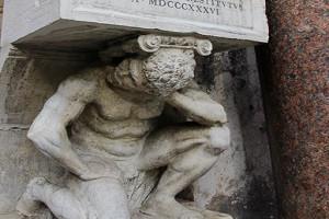 El Gobbo de Rialto: una estatua muy besada y no por amor