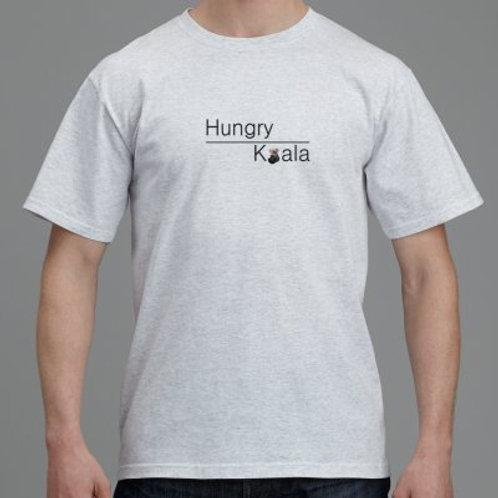Hungry Koala Records Shirt GREY Designer