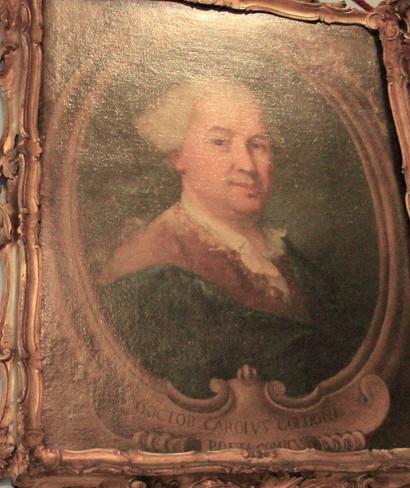 Retrato Carlo Goldoni