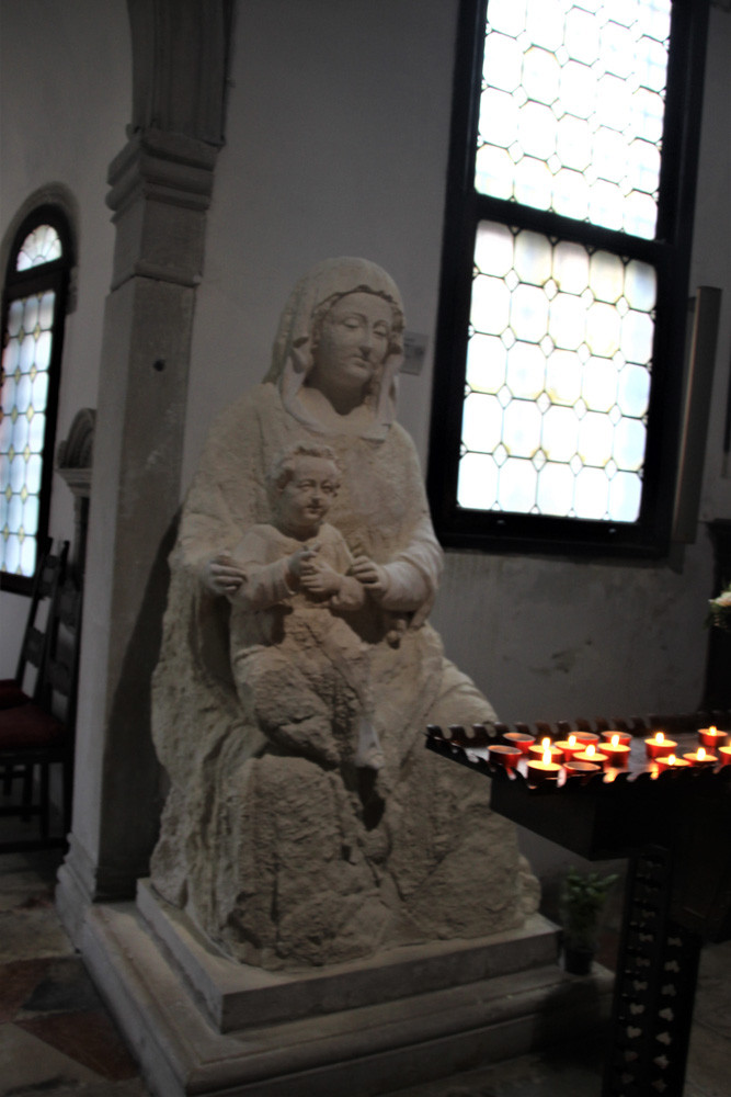 La Madonna dell'Orto (La virgen del Huerto)