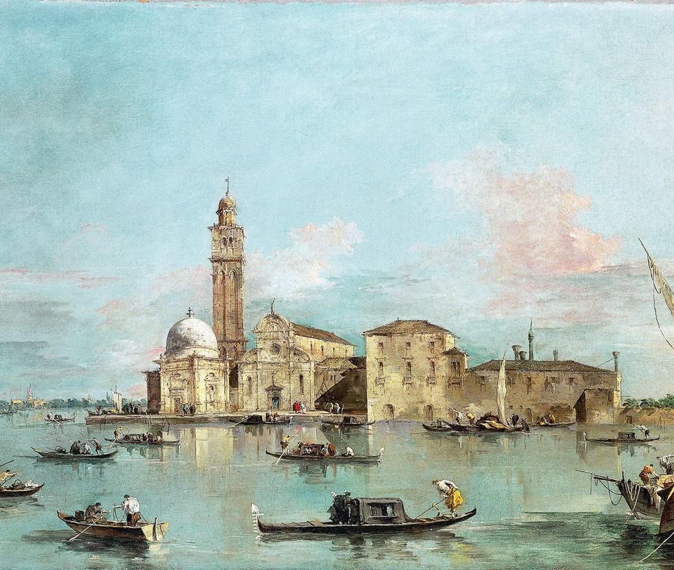Francesco_Guardi_-_The_Island_of_San_Mic