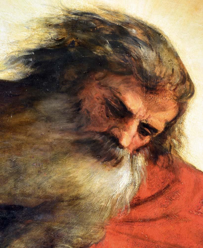 El dinamismo y la fuerza de la representación del Padre
