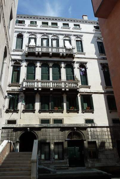 Palacio Muazzo.
