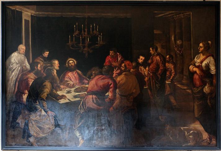 Última Cena de Tintoretto