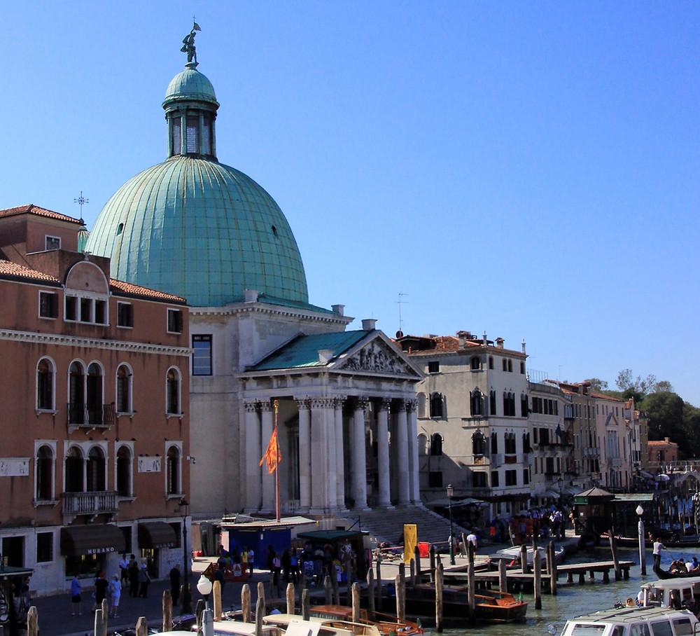 Iglesia de San Simeone Piccolo