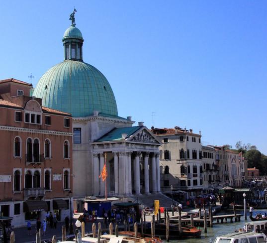 Iglesia San Simeone Piccolo