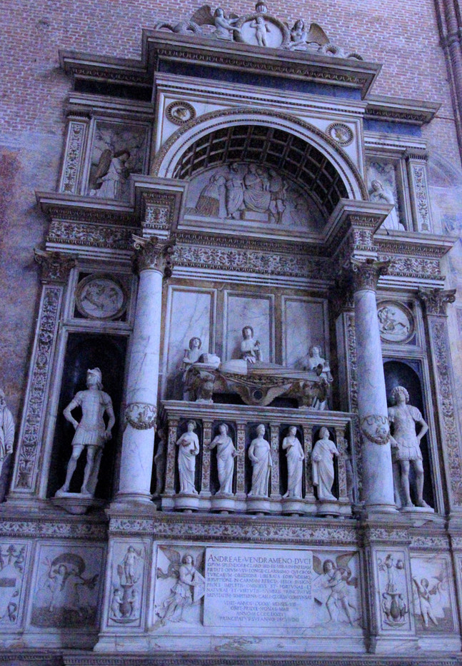 Monumento al dux Andrea Vendramin