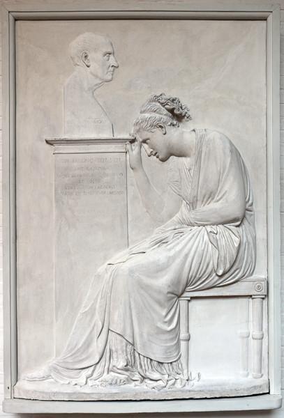 Estela fúnebre de Giovanni Falier Canova