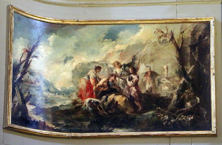Historia del Arcangel Rafael de Guardi