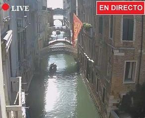 Expiando la vida de Venecia EN DIRECTO por un agujerito